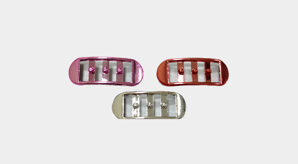 Metallized Buckles Models